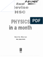 HSC Physics in Month