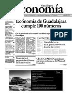 Periódico Economía de Guadalajara #100 Abril 2016