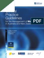 ClinicalPracticeGuidelines-ManagementofMelanoma.pdf