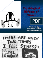 Physiological Effects of Stressbh
