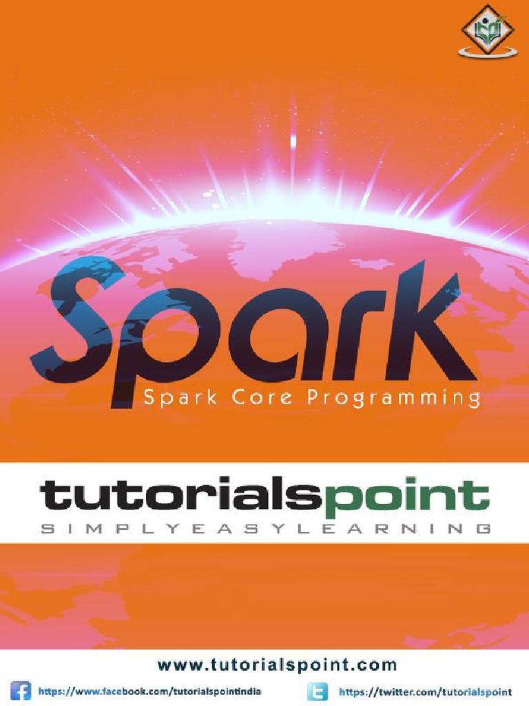 Apache Spark Tutorial   Apache Spark   Apache Hadoop