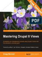 Mastering Drupal 8 Views - Sample Chapter