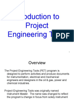 Intro to Project Engineering Tools