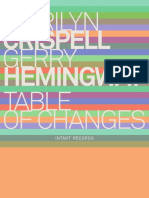 Marilyn Crispell – Gerry Hemingway - Table of Changes - Booklet_246