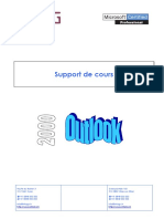 Informatique - Fr - Cours Outlook 2000