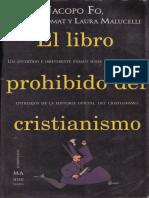 Jacopo-Fo-et-al - El libro prohibido del cristianismo (2000).pdf