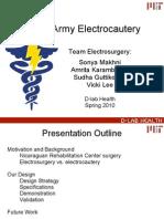 Final Present Electrocautery