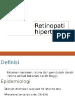 Retinopati Hipertensi [Recovered]