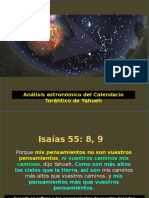 Capitulo 27 - Analisis Astronomico Del Calendario Toratico