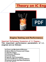 Testing of IC Engines PPT