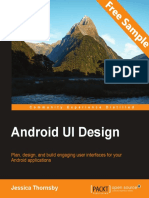 Android UI Design - Sample Chapter
