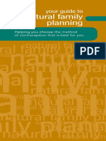 Natural Family Planning Your Guide