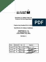 ES.4.14.0012RA Subsea Umbilical