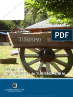 Manual Del Emprendedor de Turismo Rural 2012