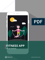 How much does it cost to build a fitness app?