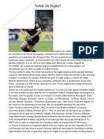 ¿Cuánto Dura Un Partido De Rugby?