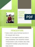 Patient Safety Di Kamar Bedah