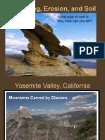 Erosion Soils