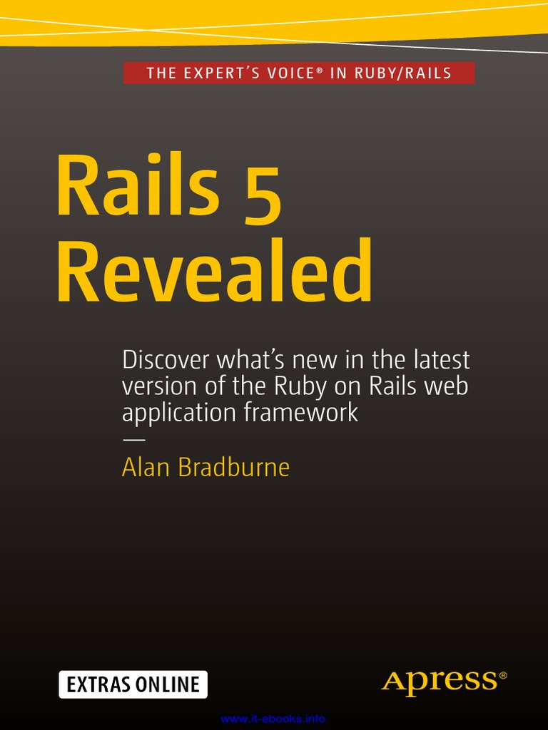 Rails 5 revealed hypertext transfer protocol application rails 5 revealed hypertext transfer protocol application programming interface fandeluxe Gallery