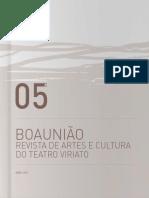 Revista Teatro Viriato Artículo Claudia Dias