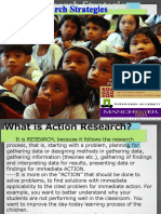 Methods of Research Chapter 10 Action Research.pps