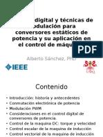 Síntesis Digital - PhD Alberto Sánchez