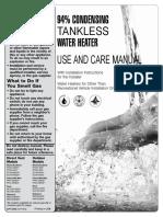 Tankless Condensing AP15896-1