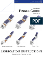 OpenHand Finger Guide