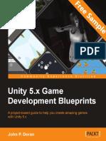 Unity 5.x Game Development Blueprints - Sample Chapter