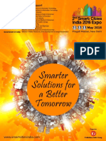 Smart Cities India 2016 Brochure