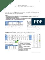 Statistica II_seminar09_testul Medianei, Comp.K Esant (2012)
