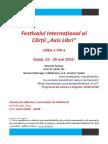Program Festival 2016