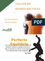 Taller de Habilidades Sociales - Aristocat