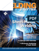 AWS Welding Journal January 2014