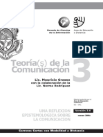 01 Teorias de La Comunicacion - Modulo 3