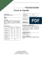 Farelo de Algodão - Laudo LDC 28 e 38