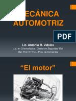 Mecánica Automotriz - Unidad 2