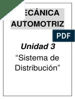 Mecánica Automotriz - Unidad 3
