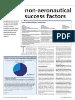 20 Airport Success Factors