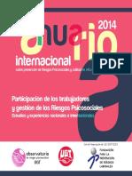 Anuario 2014 Prevencion e Riesgo Psicosociales