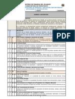 Clasificador Presupuestario de Ingresos y Gastos Del Sector Público Actualizado Al 2 Mayo de 2016