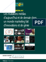 Le Livre Blanc du Marketing 2007