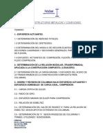 Curso de Estructuras Metalicas y Conexiones II