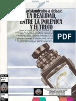 Bbltk-m.a.o. E-012 Nº007 Los Avistamientos a Debate La Realidad, Entre La Polemica y El Truco - Vicufo2