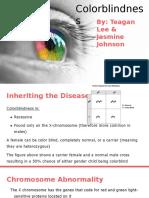 genetics- colorblindness