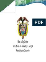 Mineria en Colombia