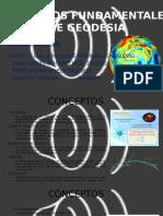 Conceptos de geodesia y Sistemas de Referencia
