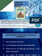 El Proceso de Inestigacion Comercial UNJFSC