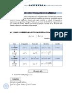 CALCULO INTEGRAL CAPITULO 4 - INTEGRACION DE POTENCIAS TRIGONOMETRICAS.pdf