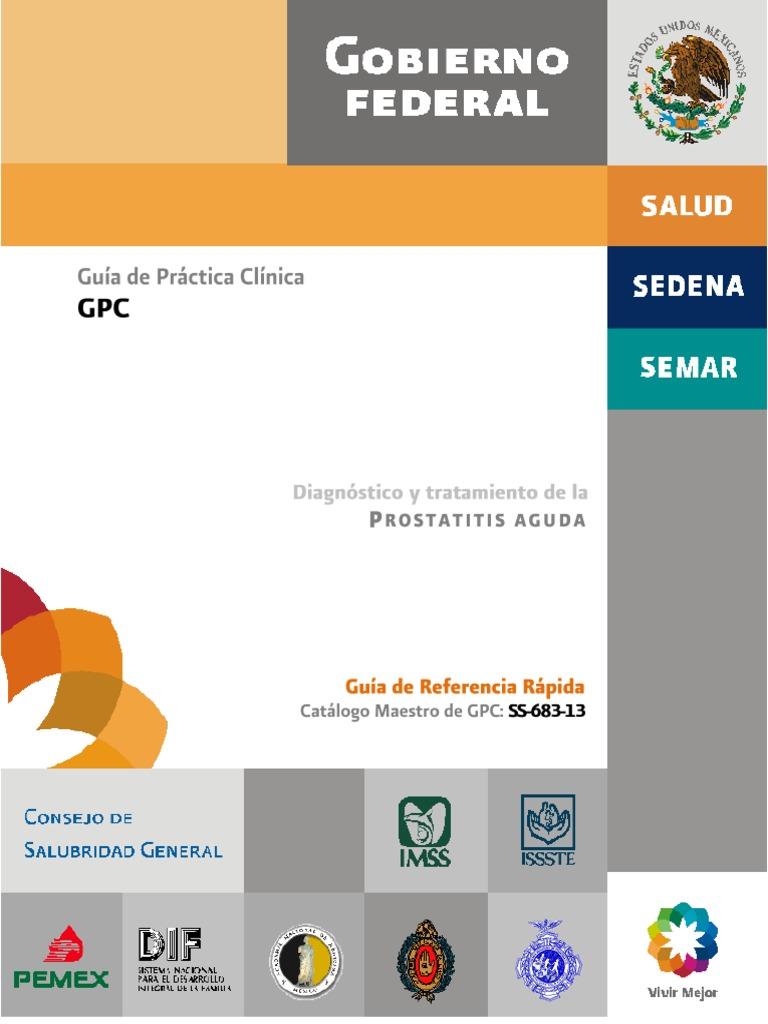 prostatitis pdf gpc
